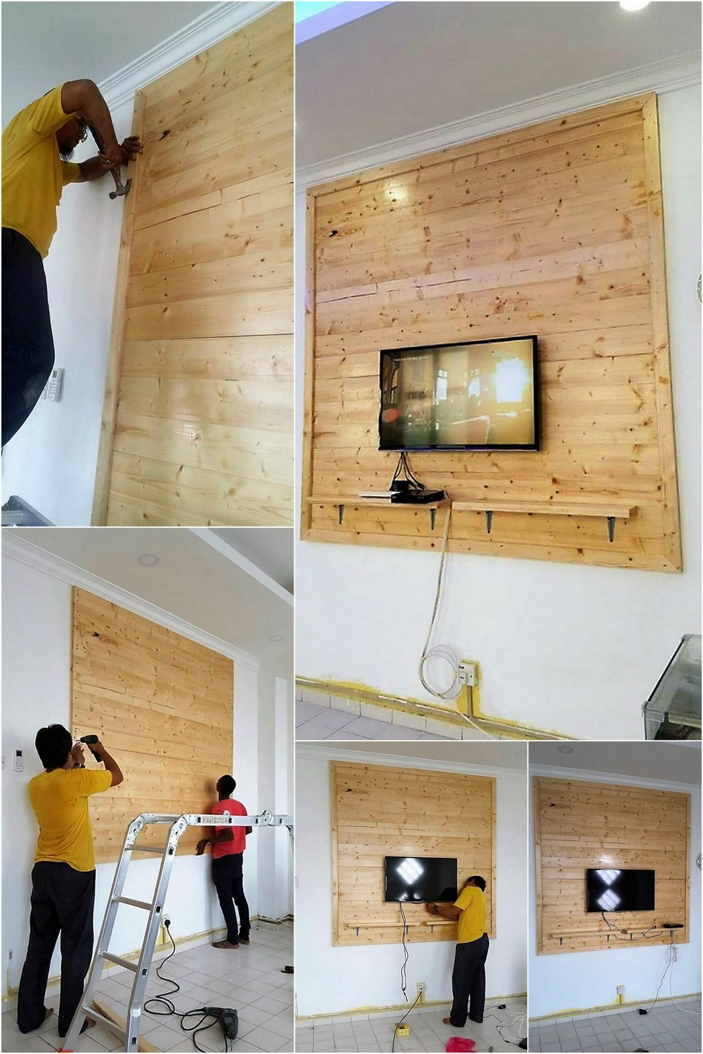 diy-pallet-wall-paneling-for-lcd