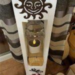 Pallet Wooden Lamp