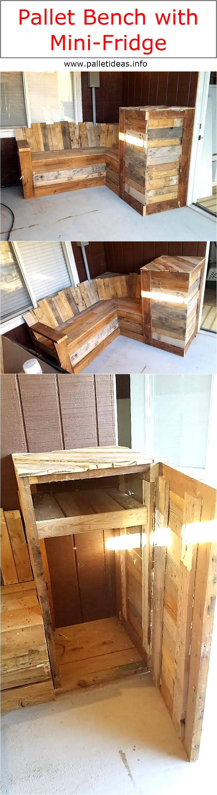 pallet-bench-with-mini-fridge