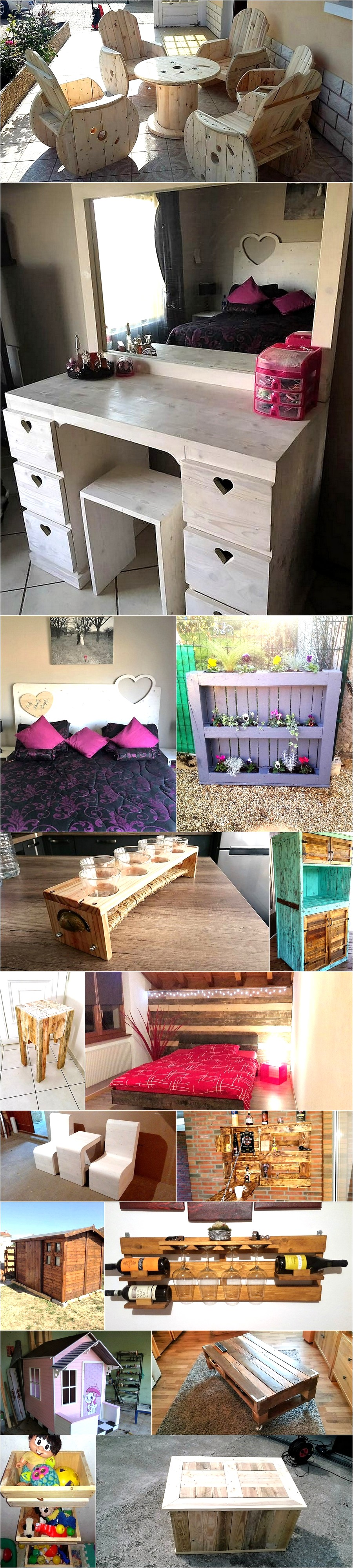 recycling-ideas-for-wooden-pallets