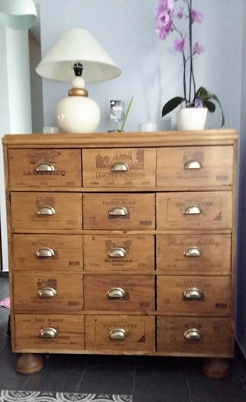 pallet-chest-of-drawers-cum-side-table