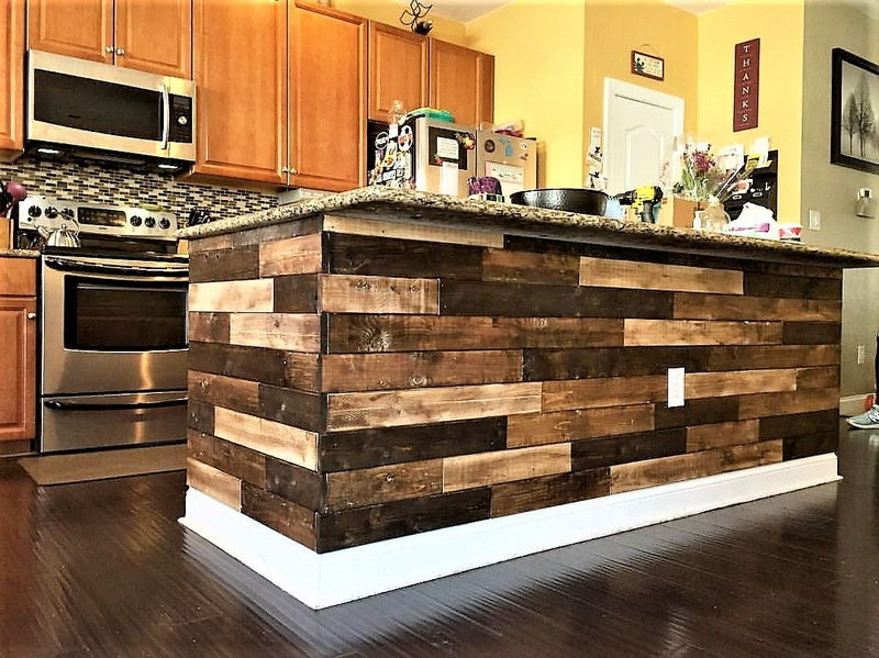 Repurposed Wooden Pallet Projects