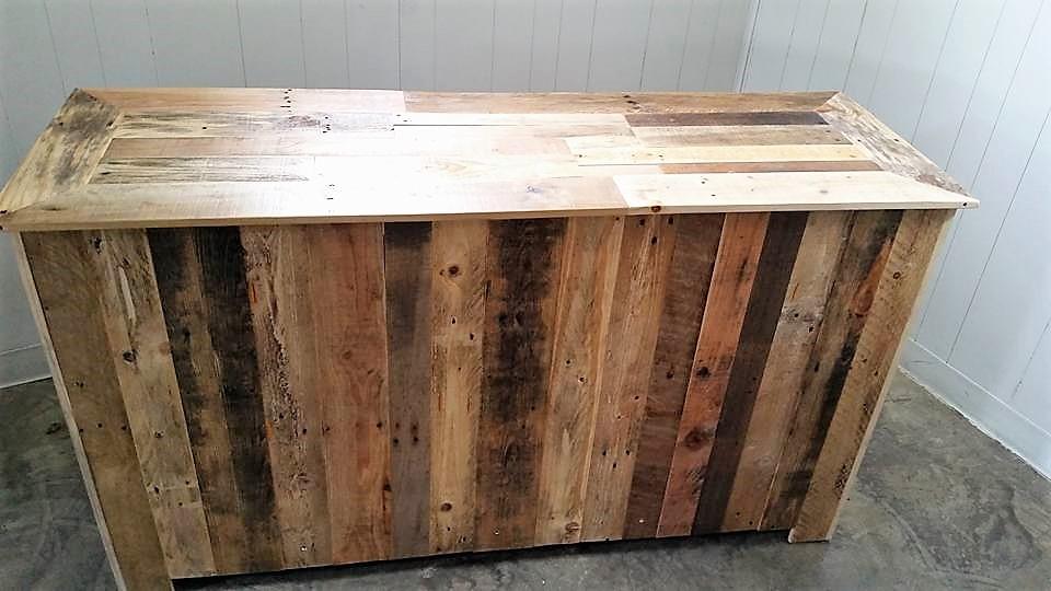 pallet-wood-entertainment-center