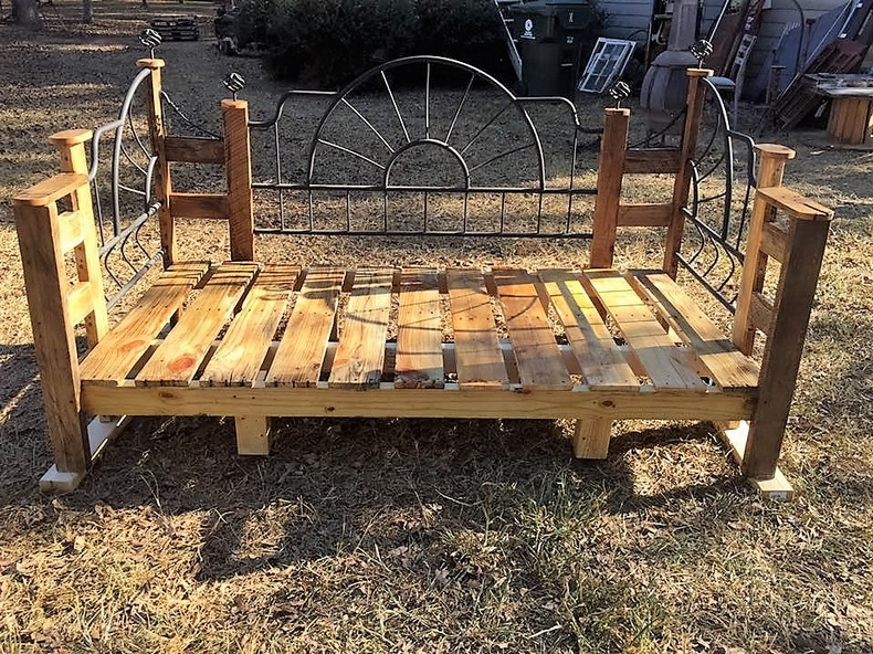 wood-pallet-creation