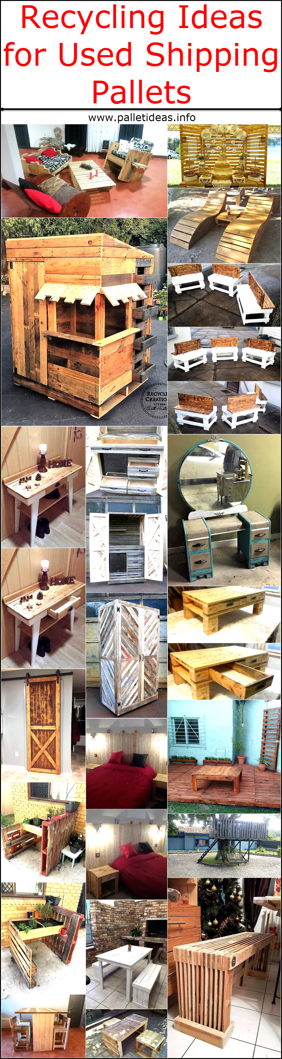 recycling-ideas-for-used-shipping-pallets