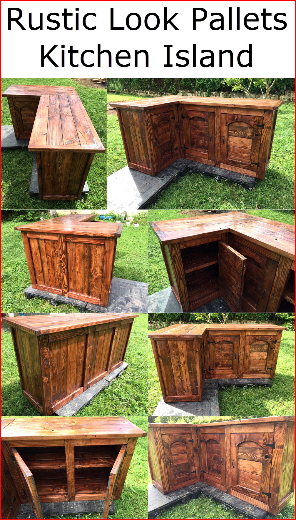 rustic-look-pallets-kitchen-island