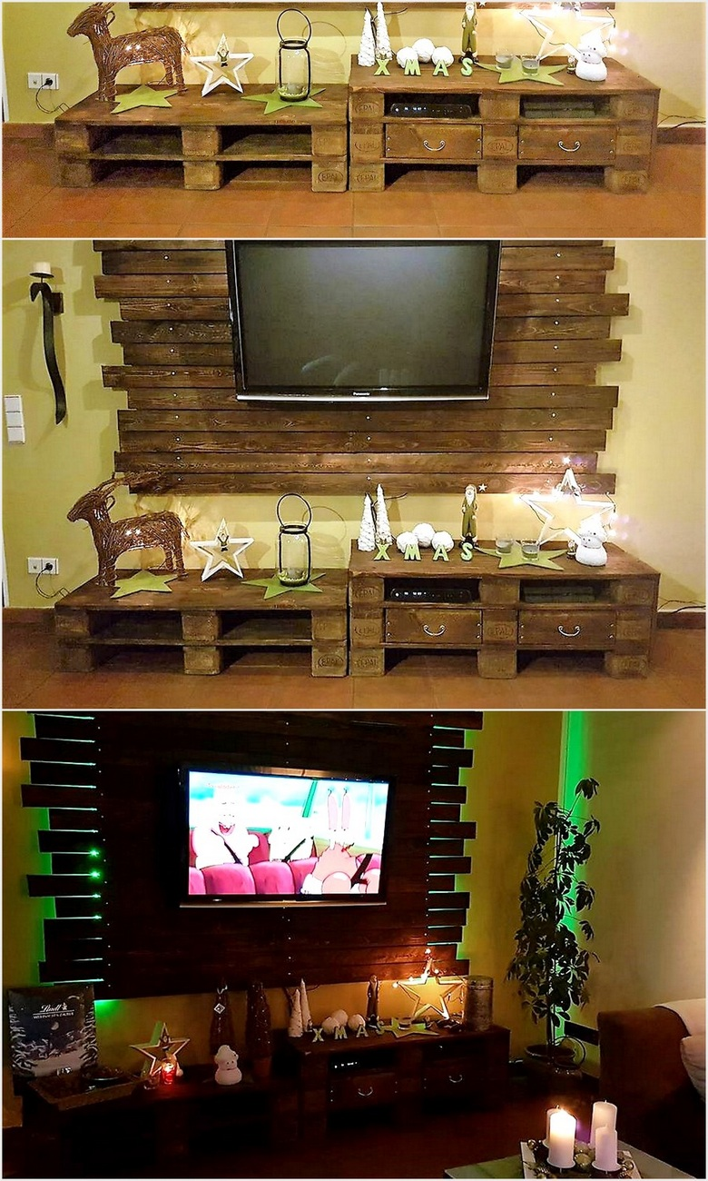 pallet-decor-table-and-wall-art-for-tv