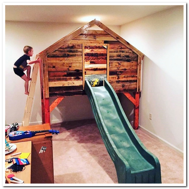 pallet-indoor-kids-playhouse