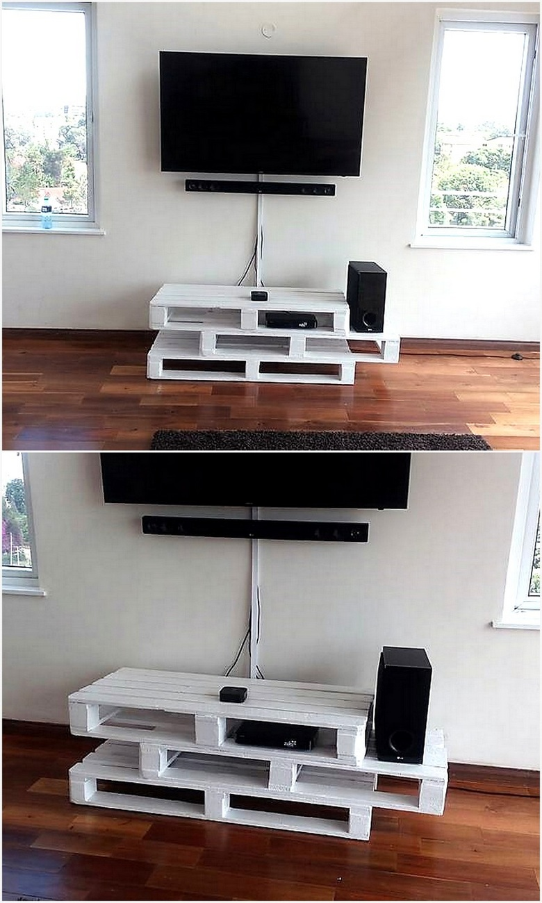 pallet-tv-stand