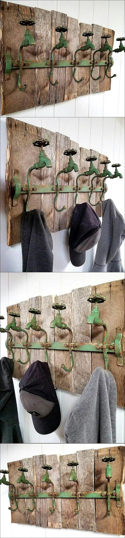 reclaimed-pallets-rustic-look-hanger