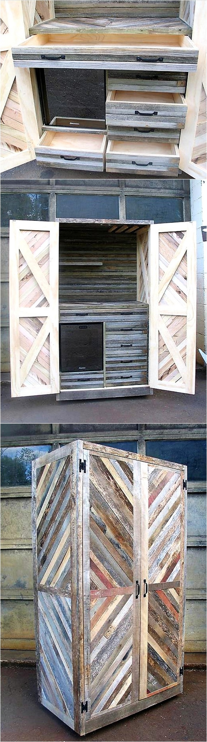 upcycled-pallets-closet
