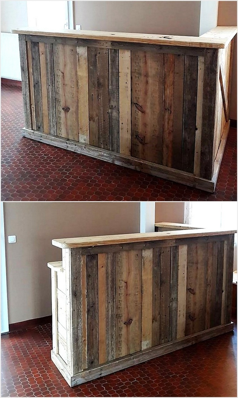 Interesting wooden pallet recycling projects pallet ideas for What can you make with recycled pallets