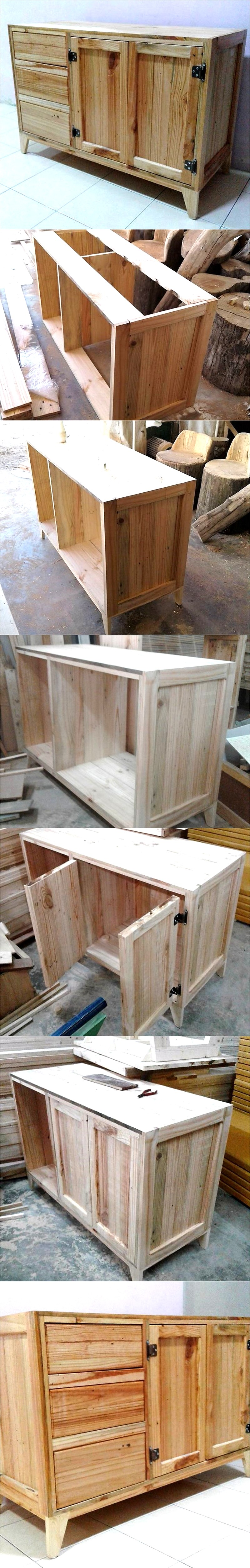 Entryway Table With Drawers diy pallet wood entryway table with drawers | pallet ideas
