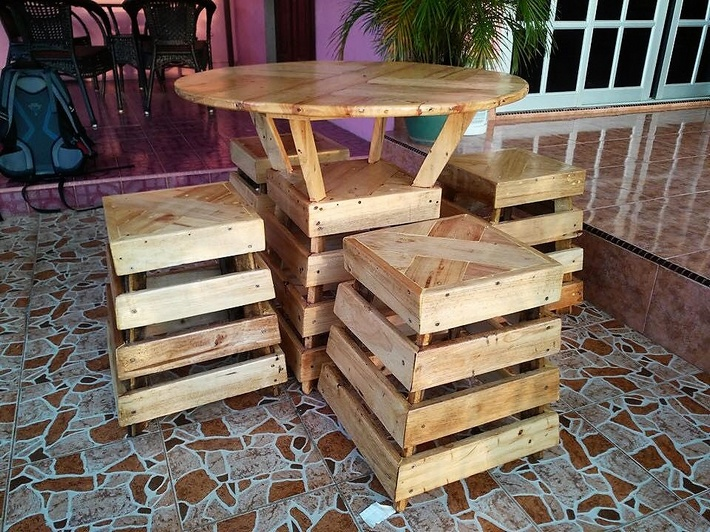 aziztukang - pallet wooden furniture