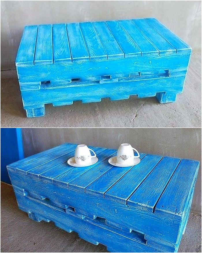 namestajodpaletapalettfurniture - recycled pallet table