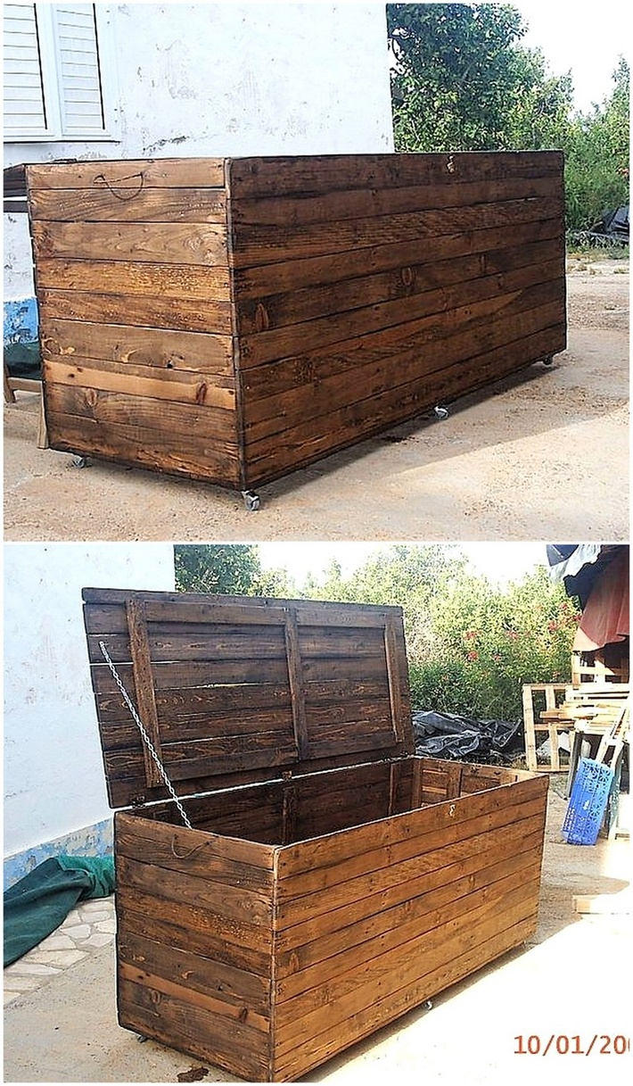 pallet-chest-on-wheels