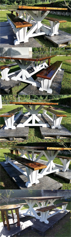 pallet-farmhouse-stytle-furniture-set