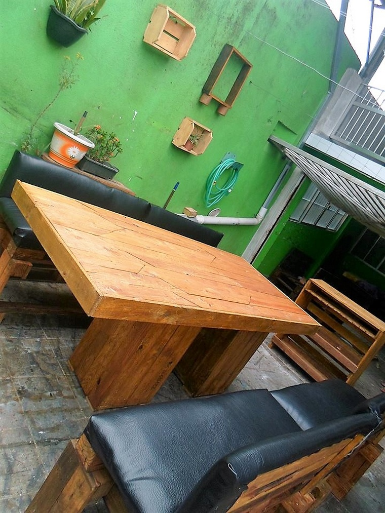 pallets outdoor furniture