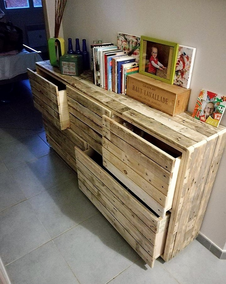 Adorable Ideas for Recycled Pallets Wood