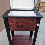 Recycled Wooden Pallet Cooler Plan