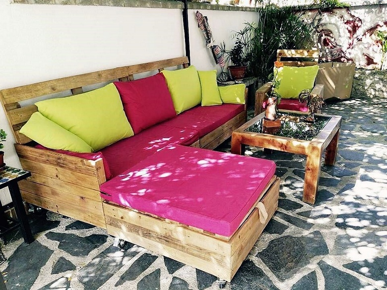 50 Awesome Wood Pallet Ideas for This Summer | Pallet Ideas - Part 2