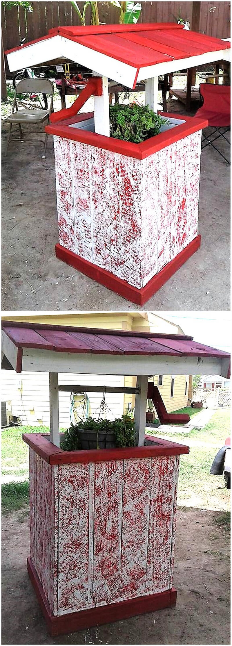 pallet decor crafting