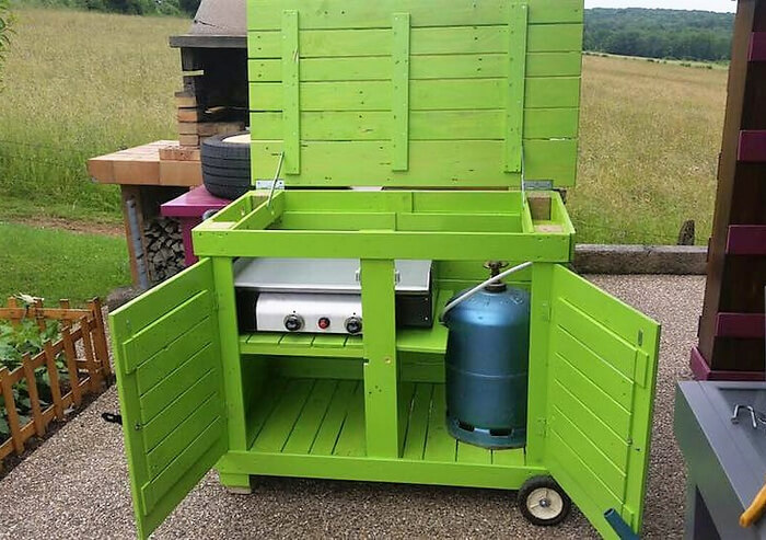 pallet mobile kitchen