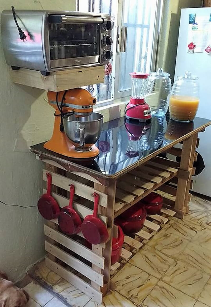 pallets kitchen table idea 3