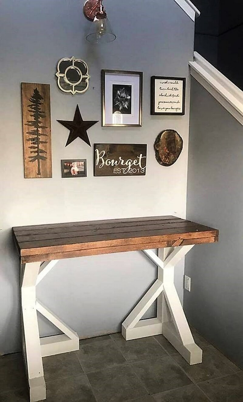 pallets side table idea 1