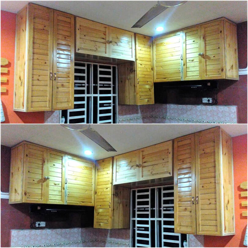 Some diy pallet ideas you will like to follow pallet ideas for Kitchen units made from pallets