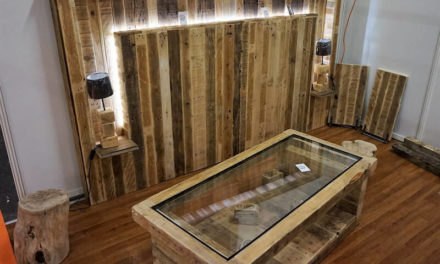 Surprising Creations with Reclaimed Wood Pallets