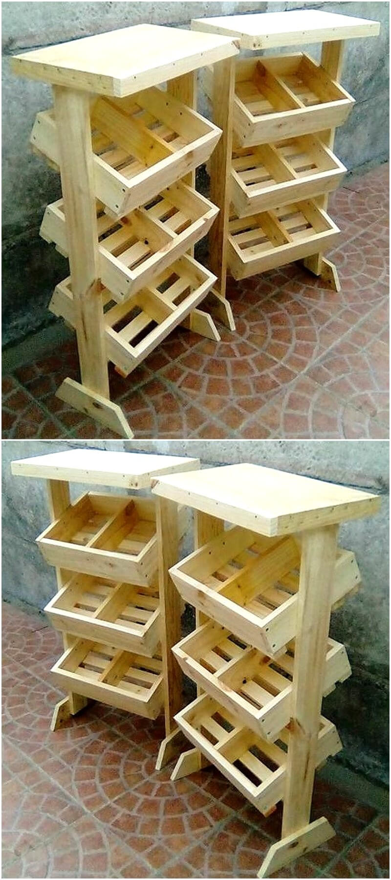 Awesome Pallet Ideas You Can Do IT Yourself At Home