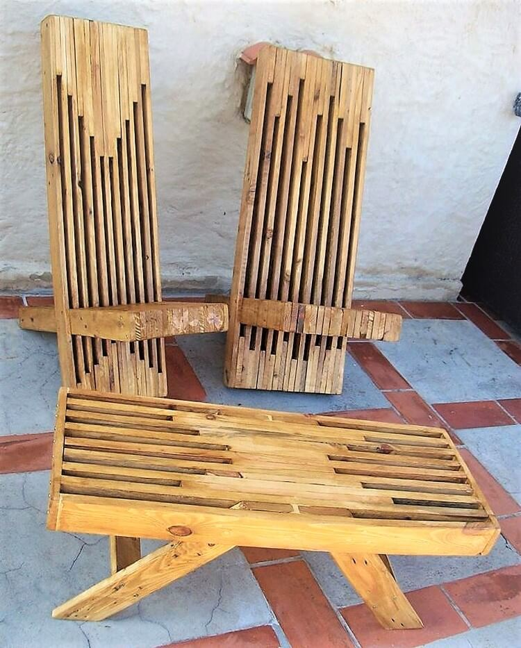 pallets artistic furniture