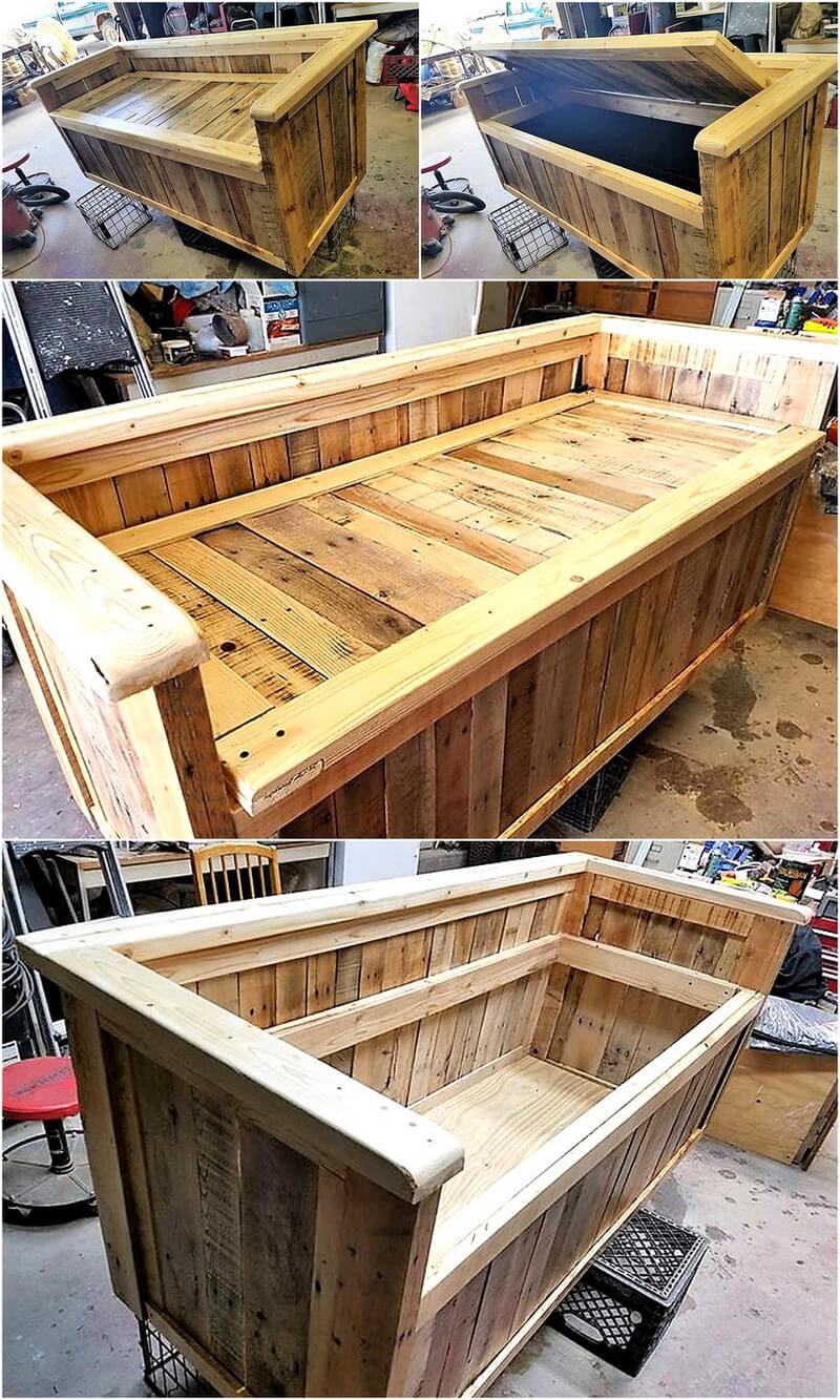 pallets hope chest