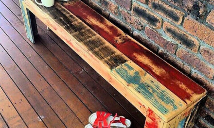 Creative DIY Ideas With Reclaimed Wood Pallets