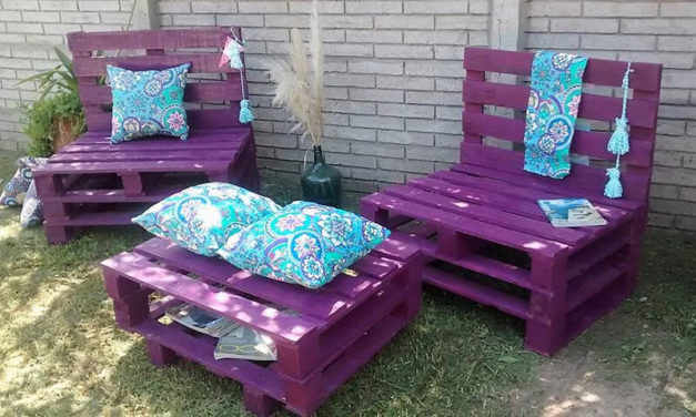 Recycled Wood Pallets Projects And Ideas
