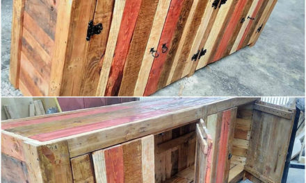 Incredible Wood Pallet Ideas and Projects