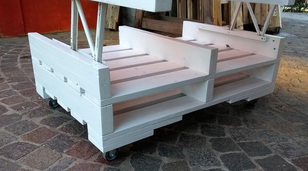 pallets table idea
