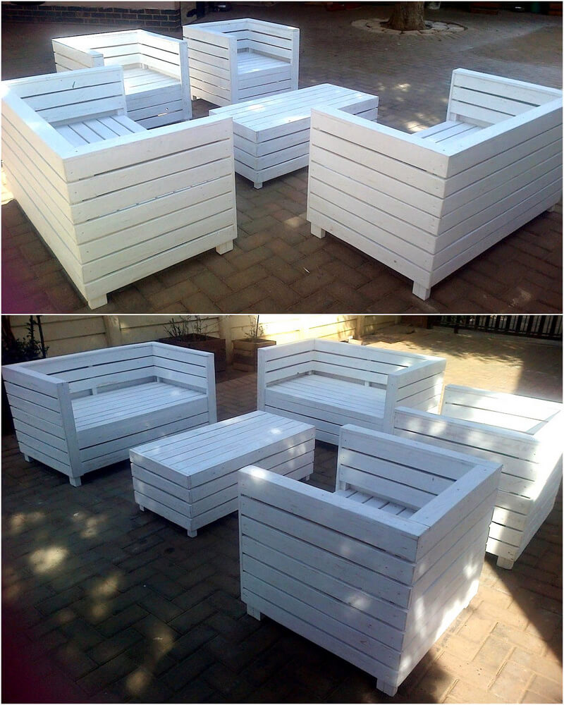 Amazing uses for old used shipping pallets pallet ideas for Uses for used pallets