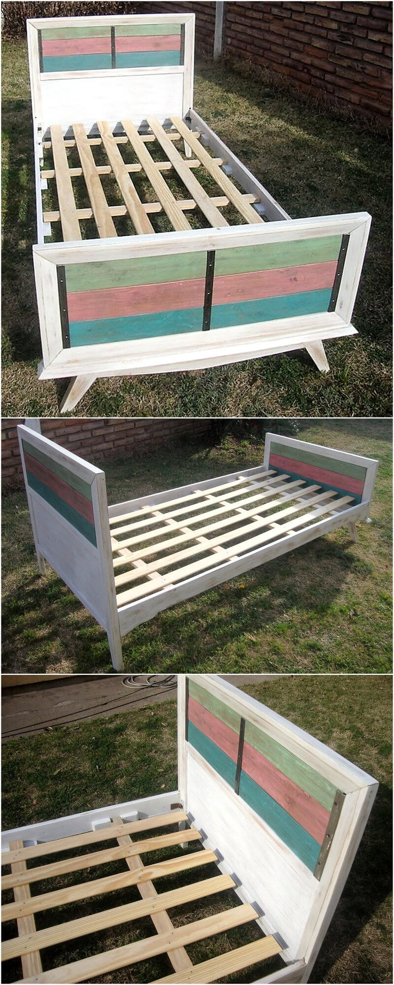 Ways Of Turning Pallets Into Awesome Furniture Pallet Ideas # Muebles Pailets