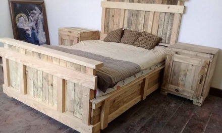 Fine Ideas To Transform Pallets Into Something Useful