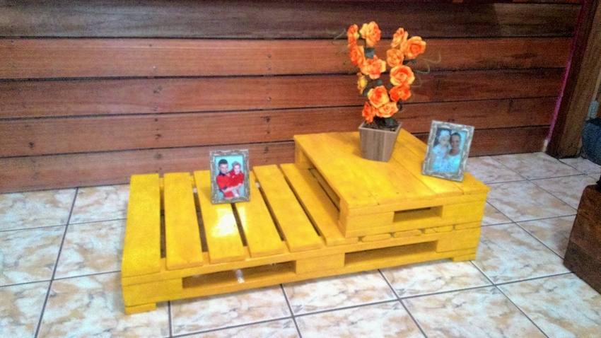 Pallet Recycled Creations by Artede Paletes