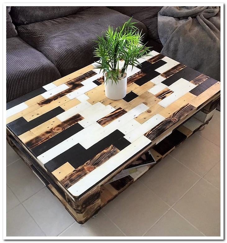 Build Something Different with Reclaimed Wooden Pallets