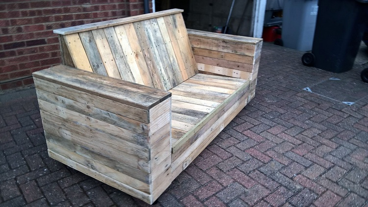 DIY Ideas for Repurposed Pallet Wood
