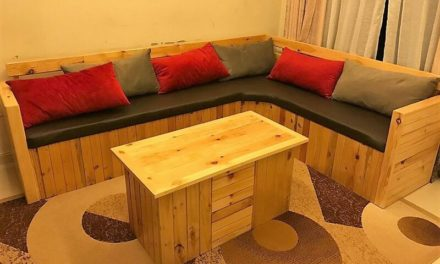 Ways To Give Used Shipping Pallets A New Look