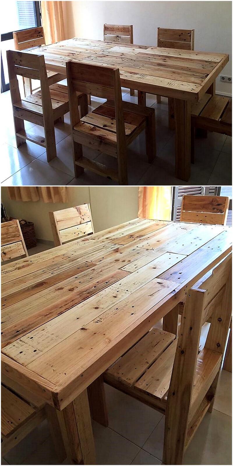 Creative Ideas For Your Next Wood Pallet Project Pallet Ideas # Muebles Reiclados