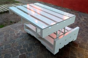 pallet top up table