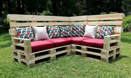 Some Cheap Recycled Creations with Wooden Pallets