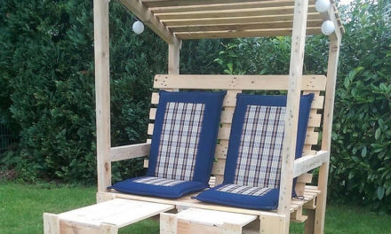 Awesome Ideas for Reusing Shipping Wooden Pallets