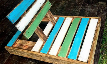 30 Useful Ideas of Wood Pallets Recycling